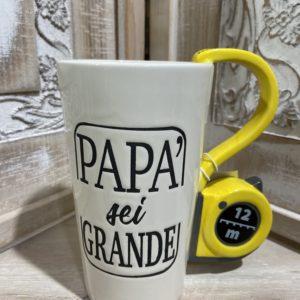 """tazza mug """"festa del papà"""""""