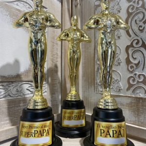 Statuetta Oscar miglior papà