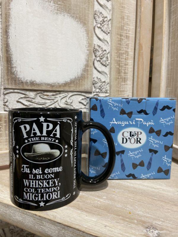 tazza colazione papà the best